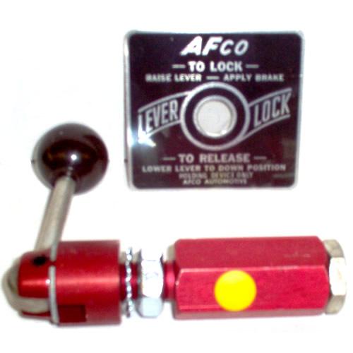 Hydraulic Lever Lock Brake Control : Thirsk automotive distributors