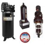 Shop Air Compressors